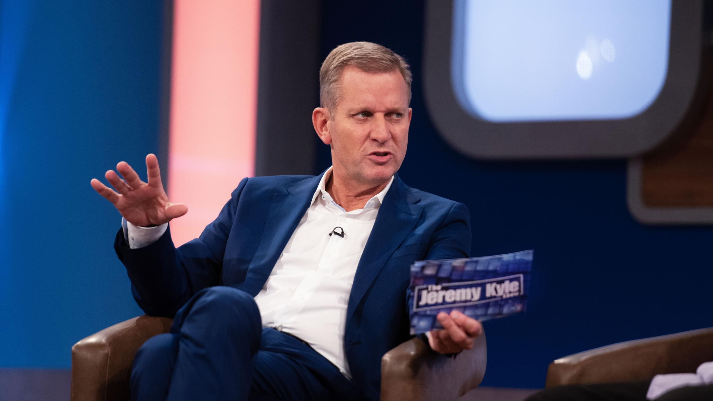 Jeremy Kyle breaks silence as his TV show is cancelled permanently