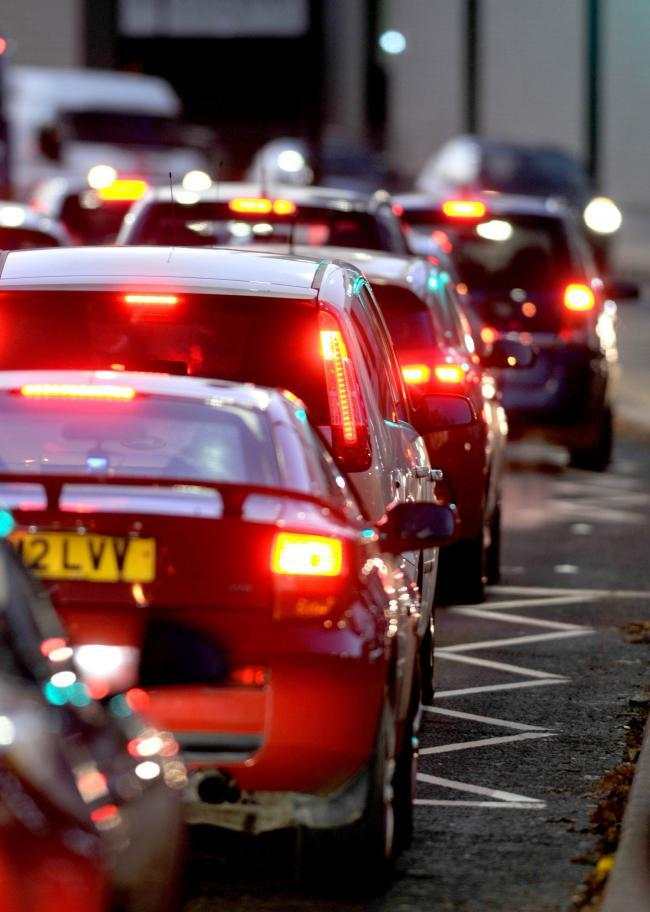 Glasgow sees congestion levels improve as Edinburgh is worst in UK