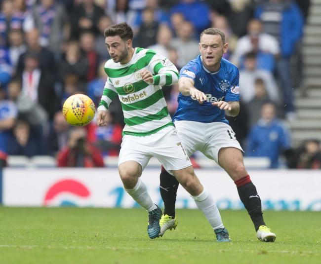 Patrick Roberts was a hit during his first spell at Celtic.