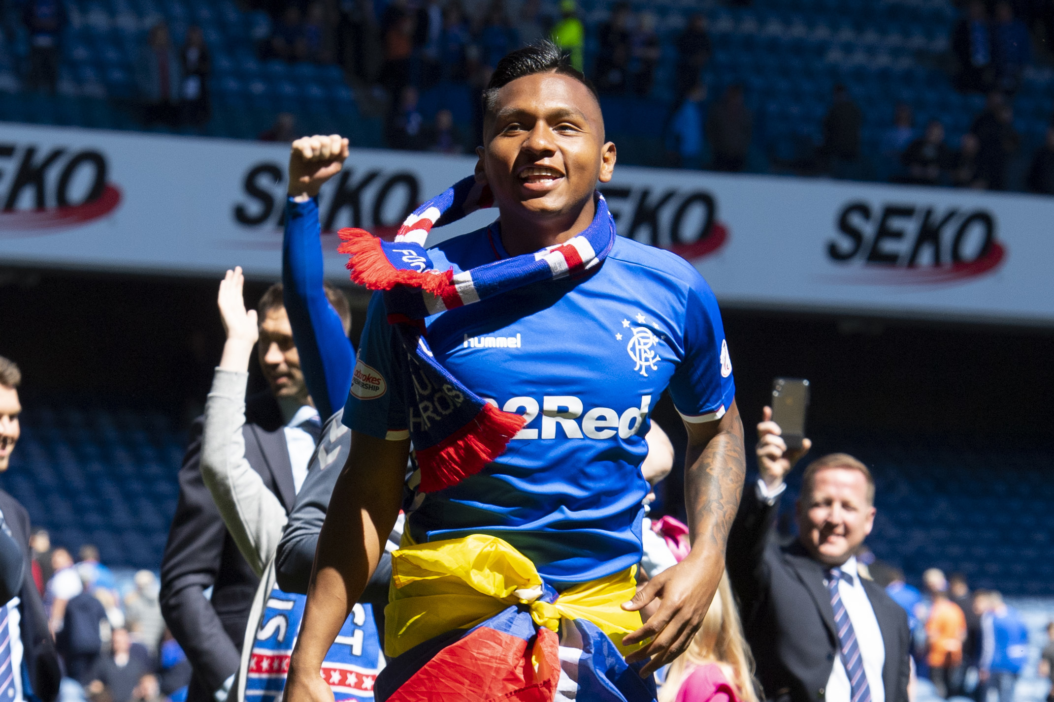 Derek Johnstone: Rangers striker Alfredo Morelos will count the cost of Parkhead red after Copa America disappointment