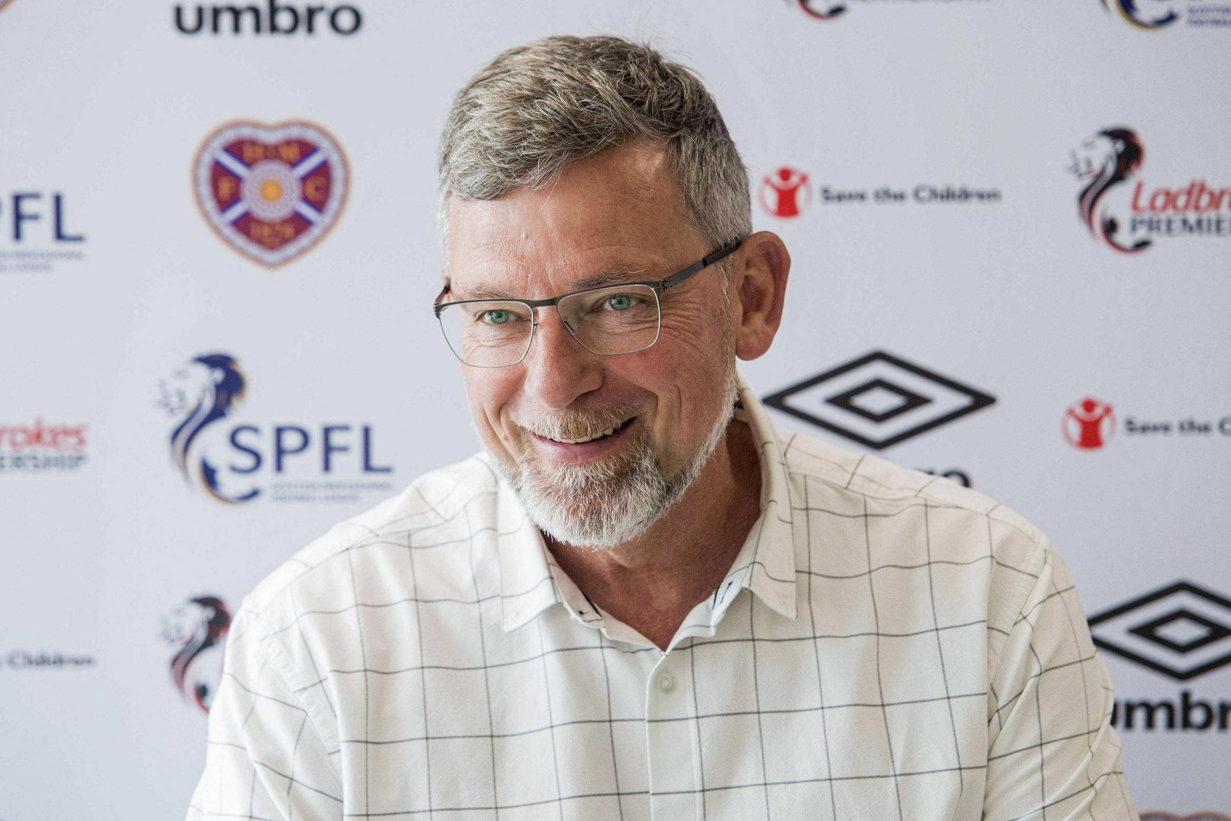 Hearts boss Craig Levein admits Celtic game is phoney war ahead of Scottish Cup final