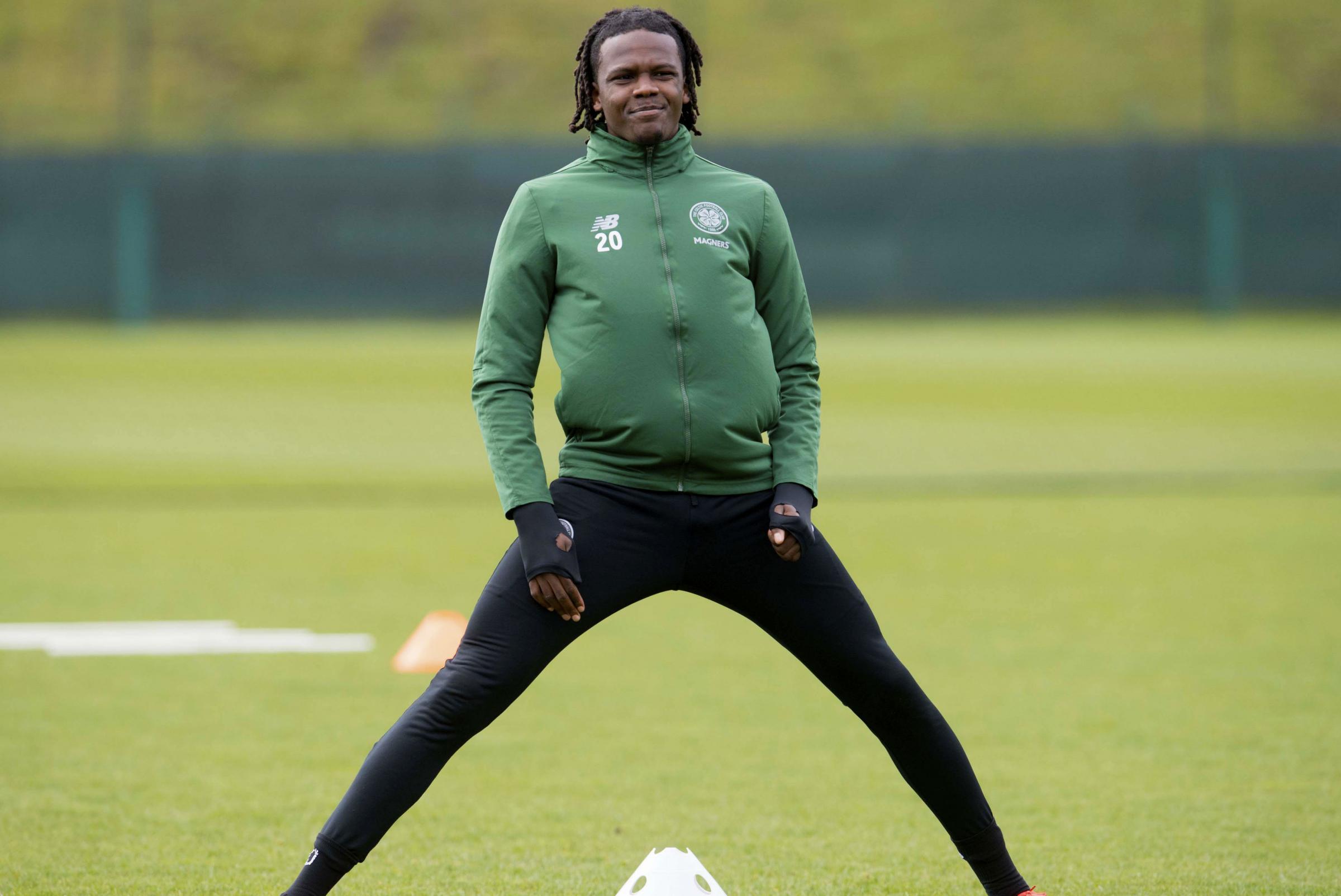 Hertha Berlin confirm Celtic centre half Dedryck Boyata will join them this summer