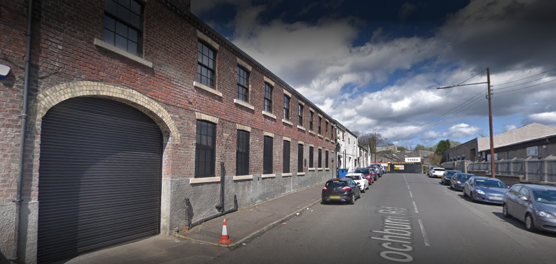 Glasgow's Super Market comes to Maryhill Engine Works