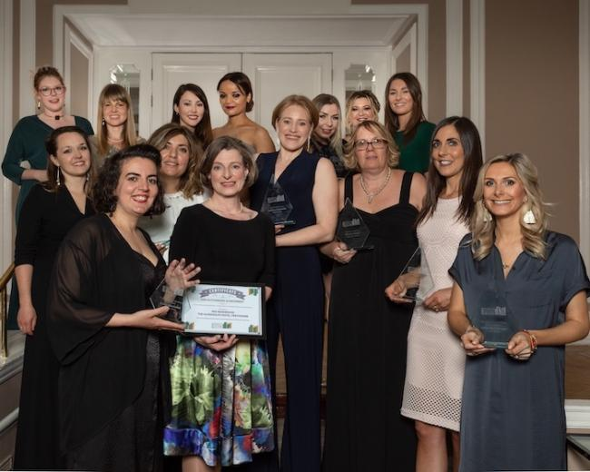 Top accolades for city businesswomen