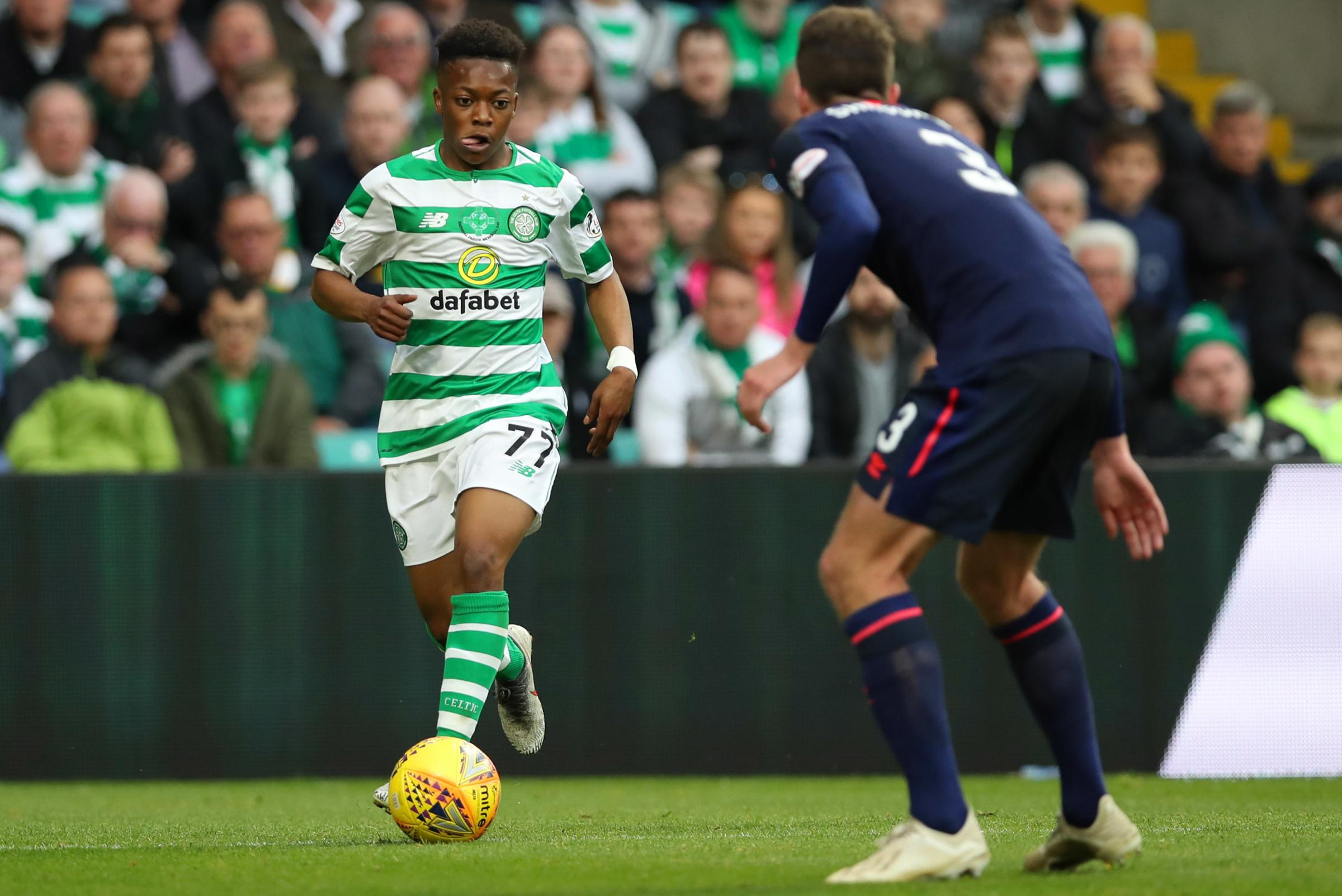 Believe the hype! Karamoko Dembele can live up to expectations after shining on his Celtic debut