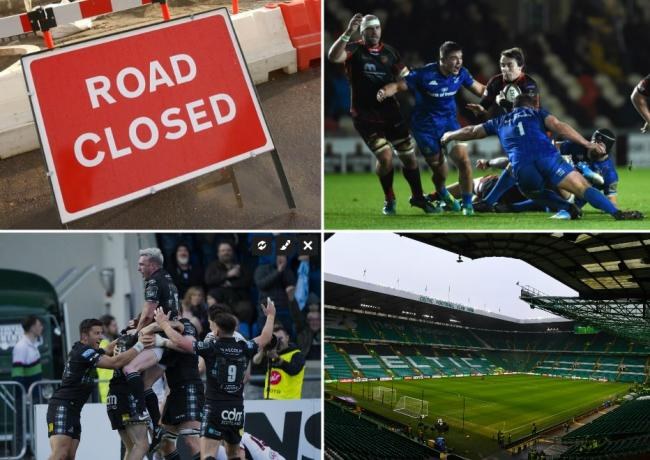 In full: Glasgow road closures and parking restrictions ahead of Pro 14 final at Celtic Park