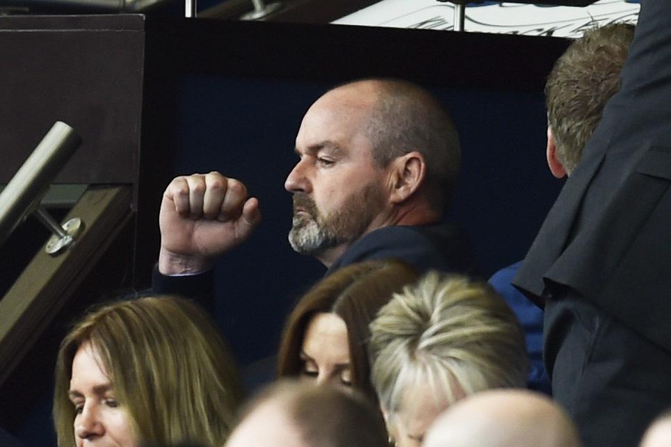 Steve Clarke must build Scotland team around the Celtic players