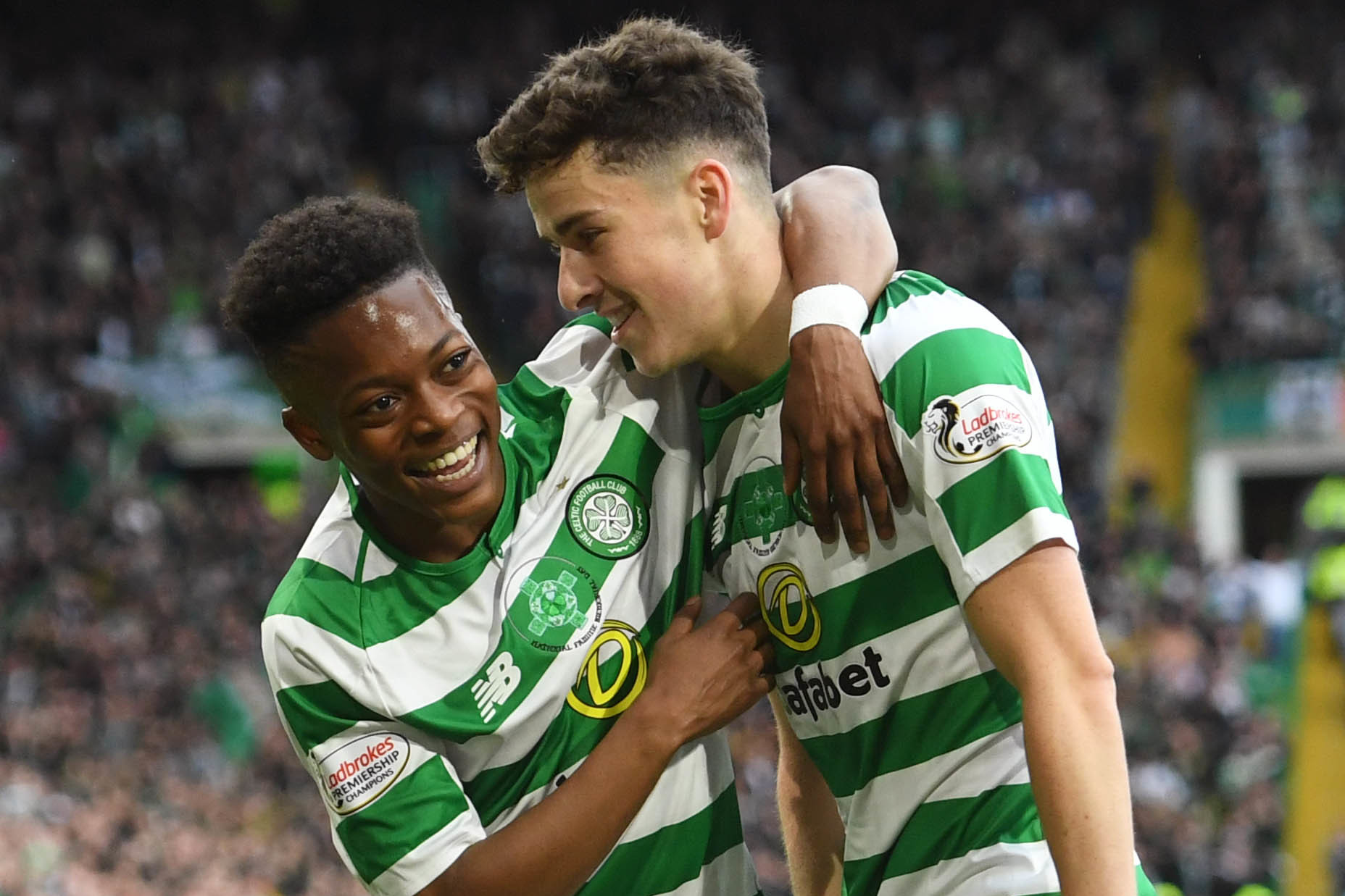 John Hartson: Karamoko Dembele is only16 and has miles to go but it's right to believe the hype