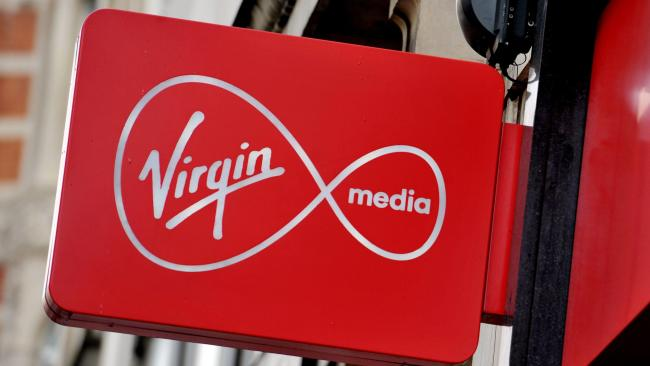 Virgin Media down as customers report major UK service outage
