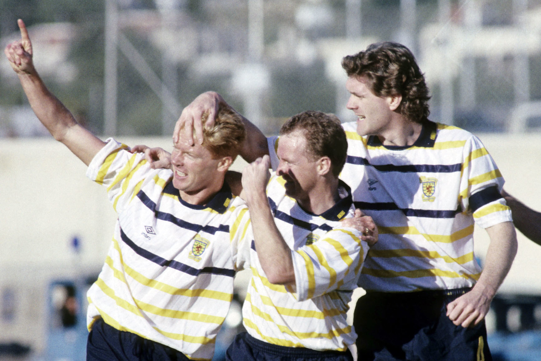 Neil Cameron: Steve Clarke is going to make Scotland as exciting as we were in 1989
