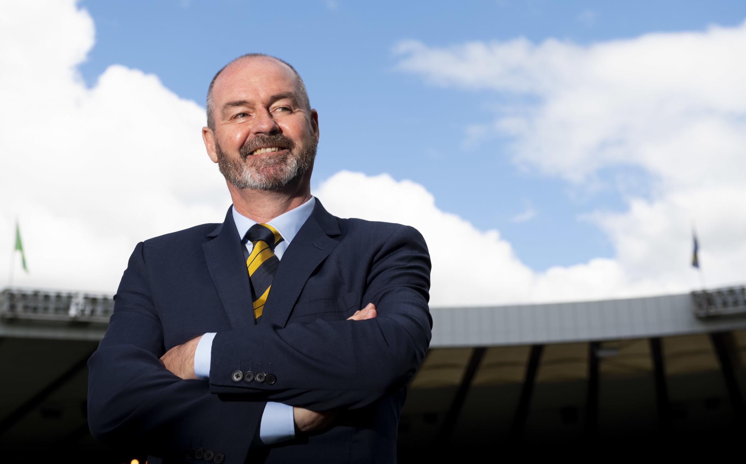 """Clarke targets Euro 2020 spot after taking on """"career killer"""""""