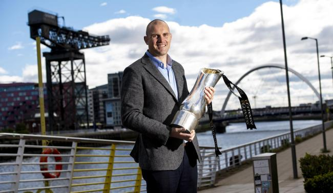 Ex-Glasgow rugby captain's rallying call to city to fill Celtic Park this weekend