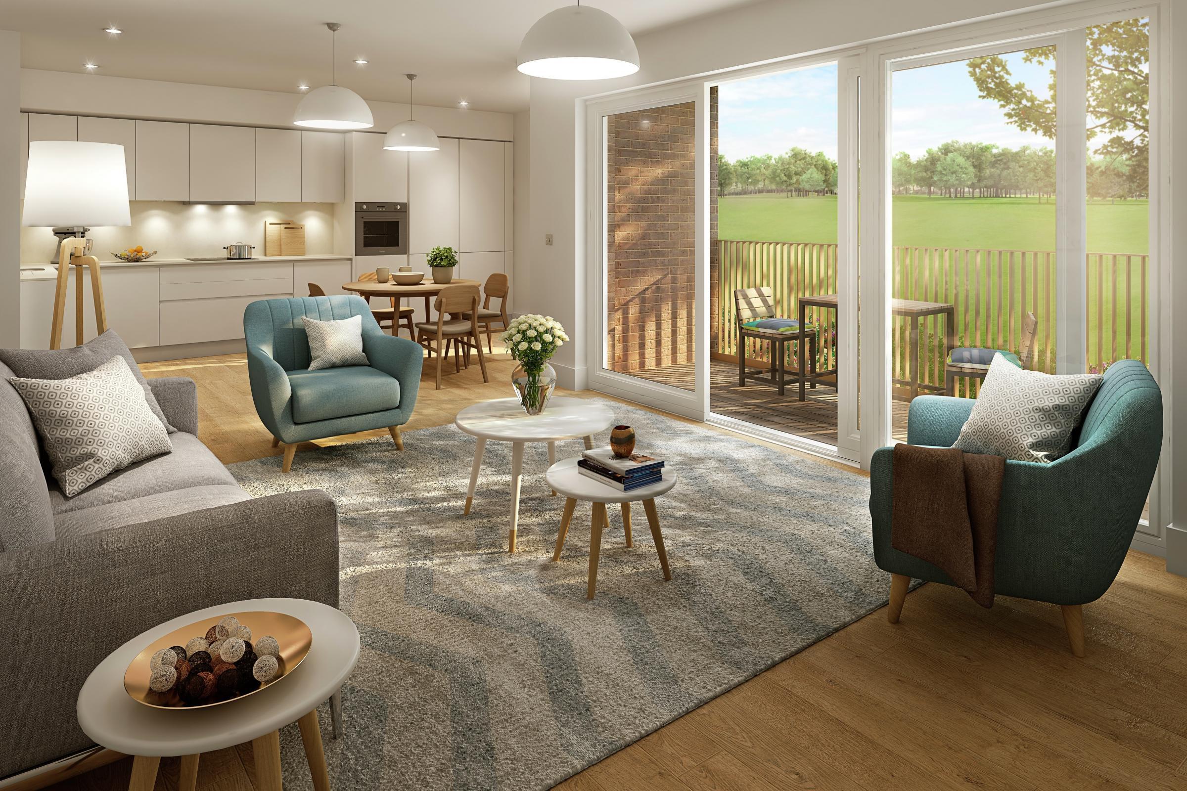 Jordanhill Park apartments on historic university campus site hit market