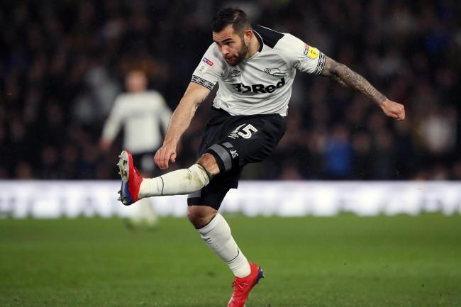 Derby County v Wigan Athletic – Sky Bet Championship – Pride Park