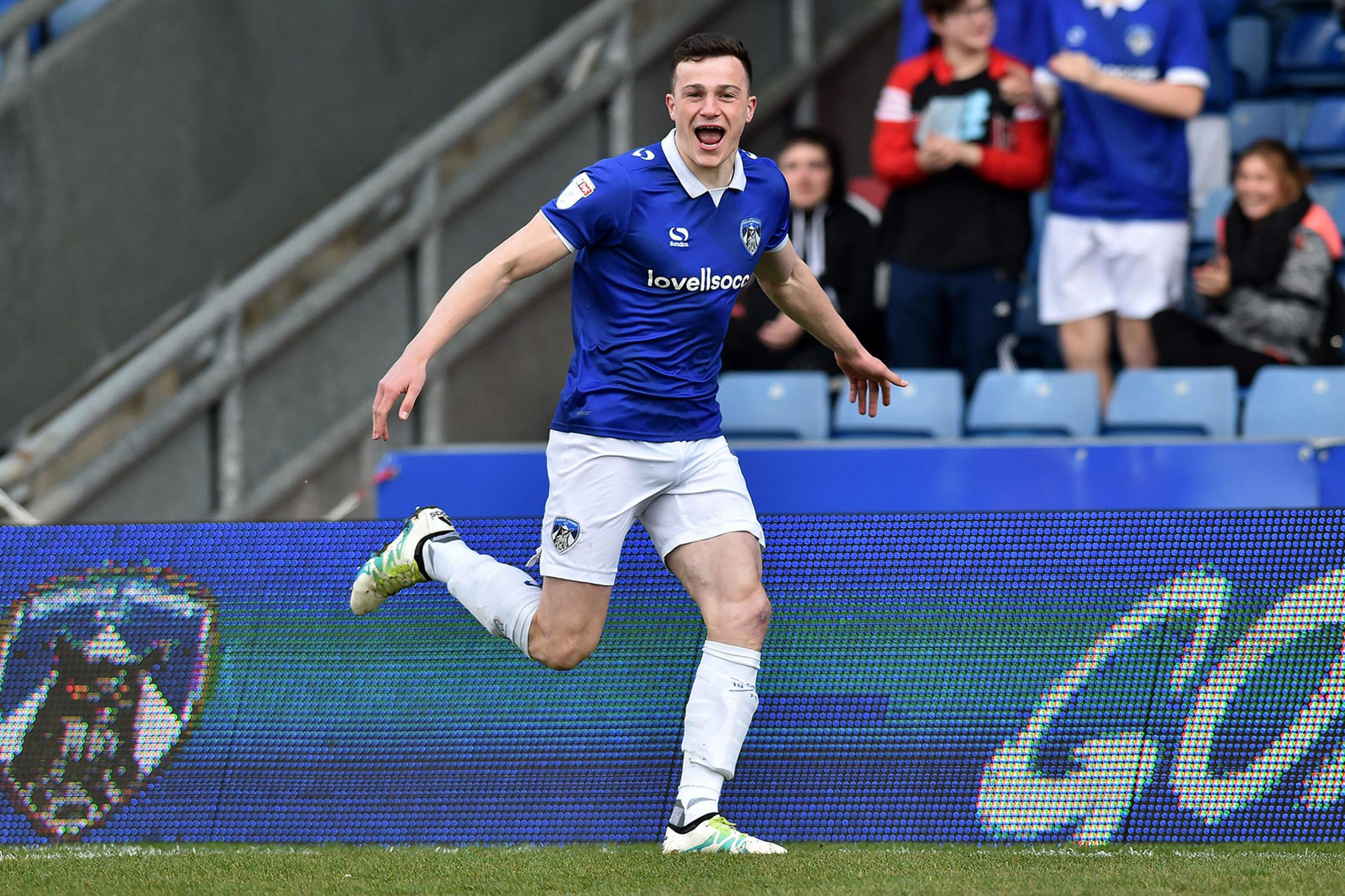 Gary McAllister backs George Edmundson to handle step up from Oldham to Rangers