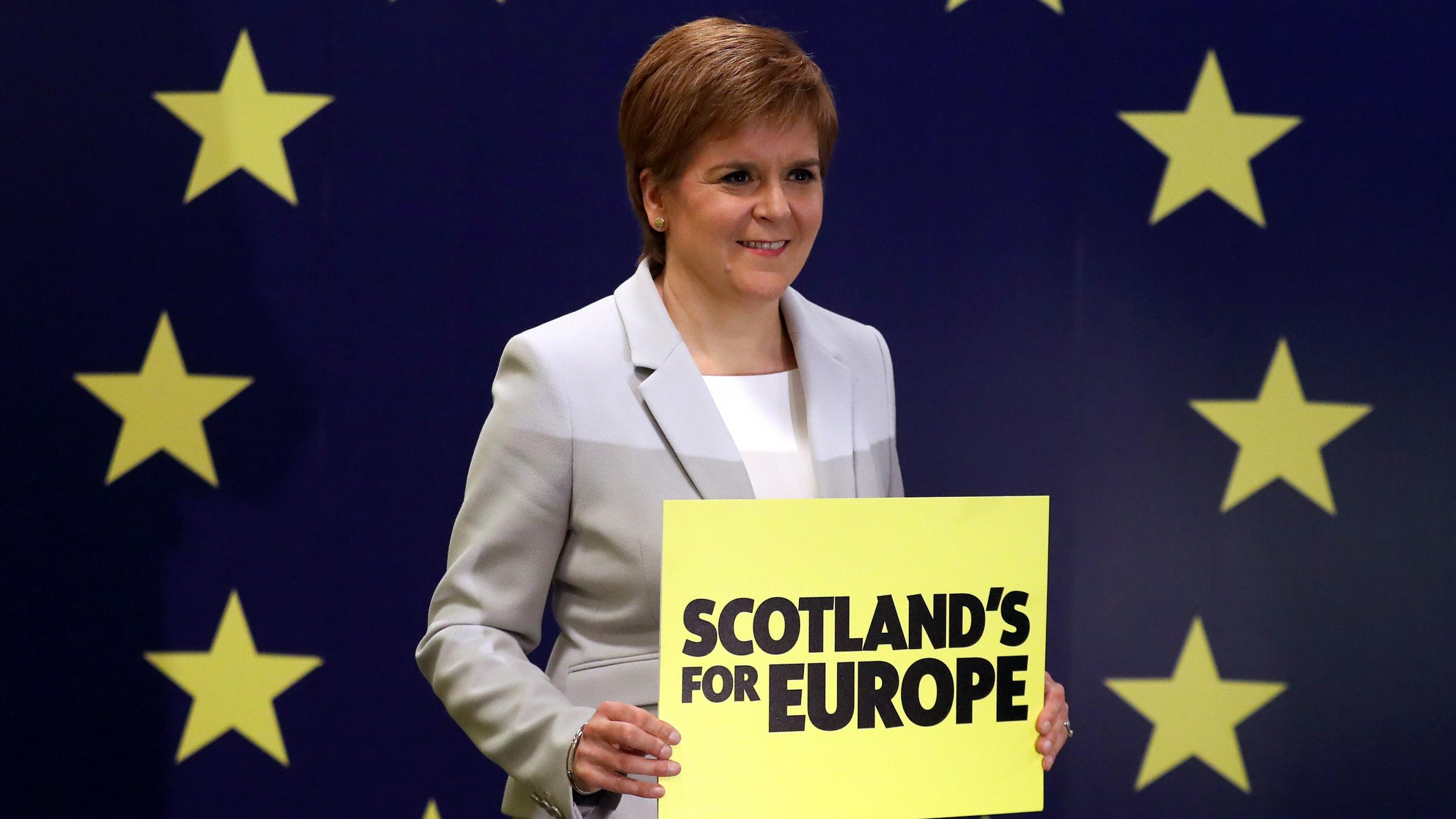 Scottish European election results 2019: How your local authority voted