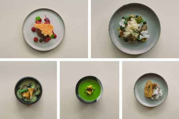 Seven-course plant-based menu launches at Supper Club by Nico