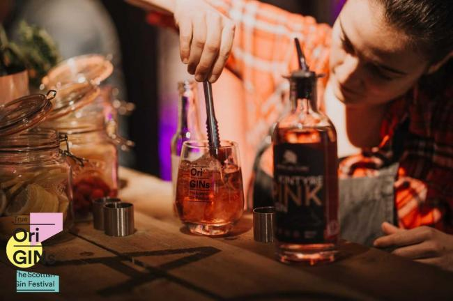 Hugely-popular gin festival coming to Glasgow for first time