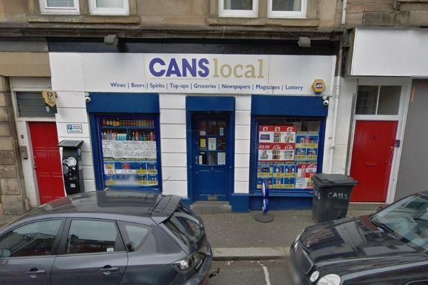 Thieves attack shopkeeper and steal crate of beer