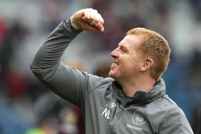 Celtic manager Neil Lennon says he isn't concerning himself with the transfer business of Rangers.