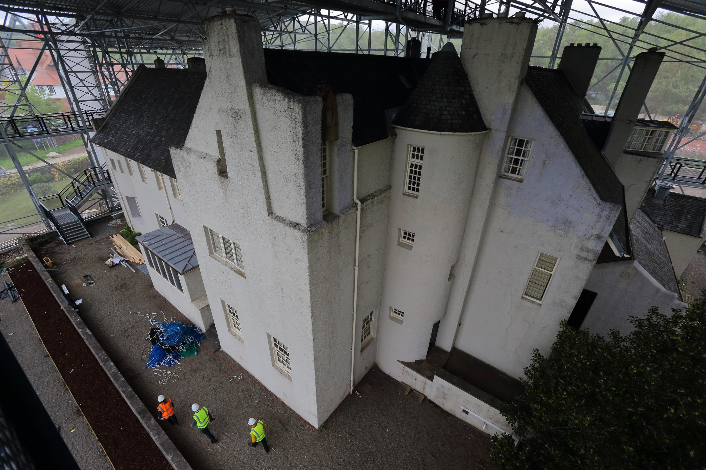 The Hill House: Mackintosh-designed building set to reopen