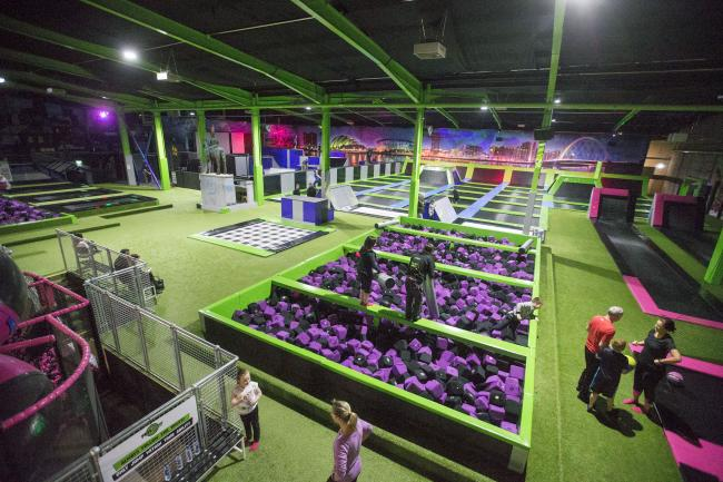 Glasgow trampoline arena throwing huge Eid party - and the whole city is invited