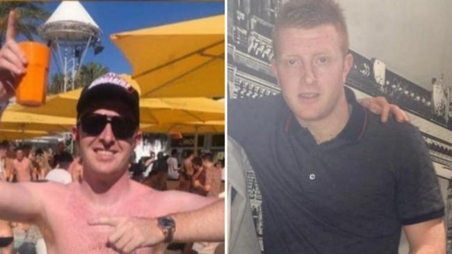 Missing Rutherglen dad Johny Doherty found dead at sea in Ibiza