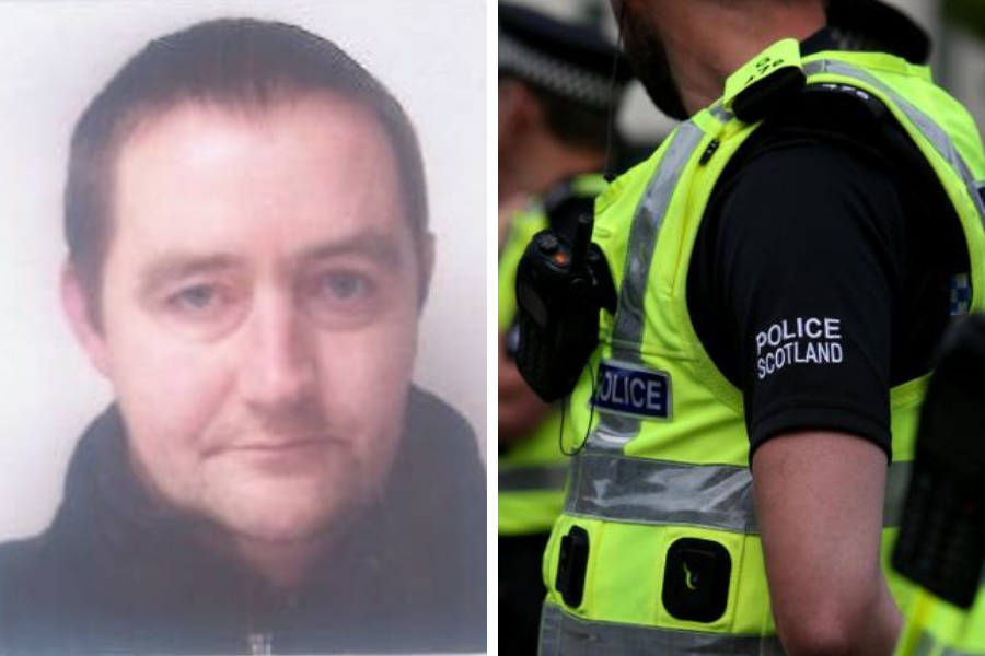 Police launch search for missing Henry Boyd last seen in Ayrshire
