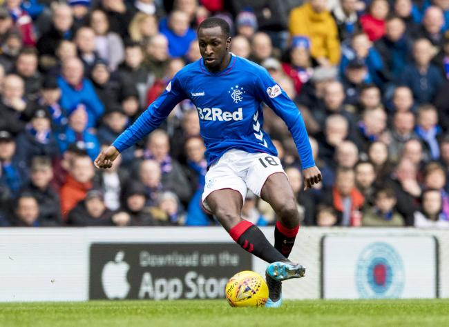 Rangers midfielder Glen Kamara has dismissed speculation linking him with a move to Brighton PHOTO: PA
