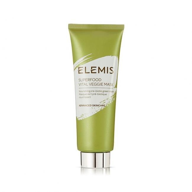 Tried & Tested:  Elemis Superfood Vital Veggie Mask