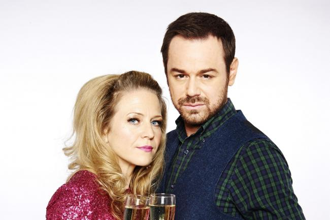 Happy ending for EastEnders couple