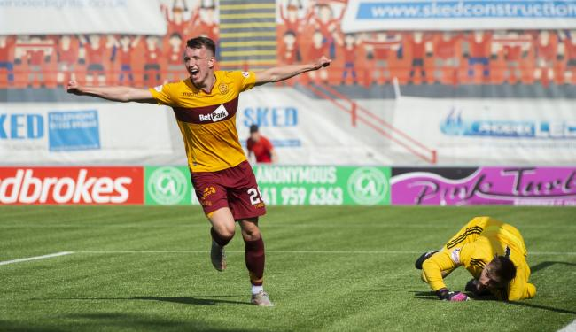 David Turnbull has completed a medical for Celtic PHOTO: PA