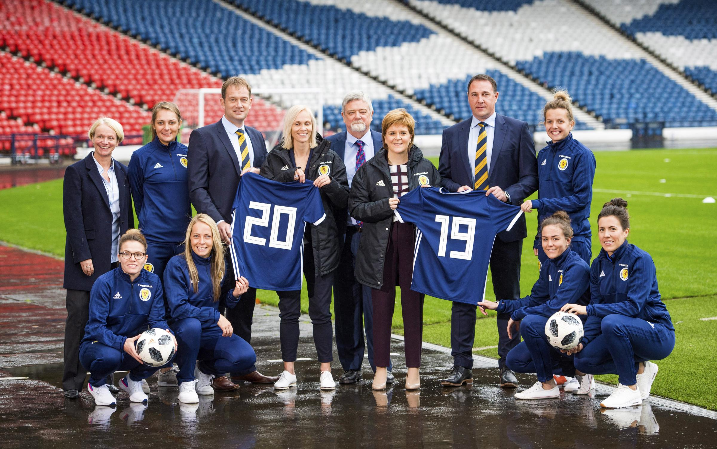 Shelley Kerr was discussed for Scotland men's team job, and could make the switch from women's side one day