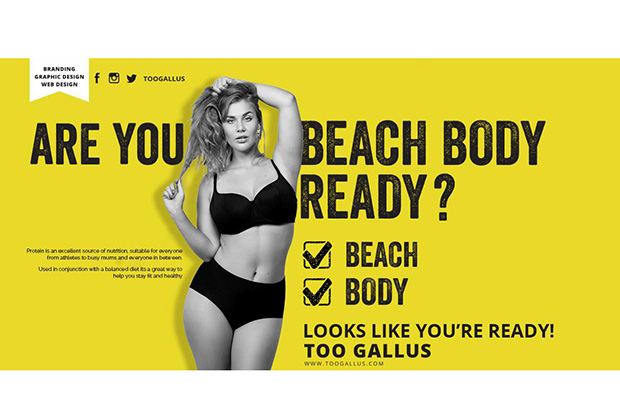 body image and advertising