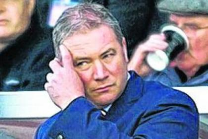 Pressure is mounting on Rangers manager Ally McCoist