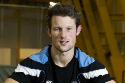 Horne kicked all 18 points for Glasgow against Cardiff