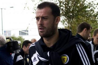 Steven Fletcher will be a key player for Scotland tonight