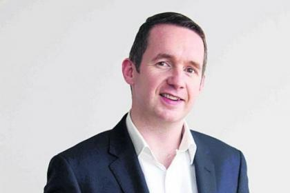 James Callaghan of Domino Letting is looking for rapid growth over the next five years