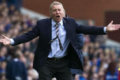 Ally McCoist has had the hardest job of any Rangers boss in history, says John Brown