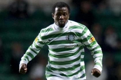 Efe Ambrose helped Nigeria qualify for the Africa Cup of nations