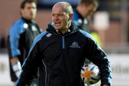 Gregor Townsend has stressed to his players the importance of their next two games