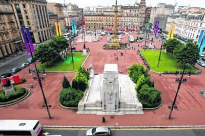 Bill Butler says other groups must be allowed to meet in George Square