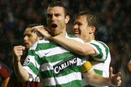 McManus was part of a successful Celtic team under Gordon Strachan