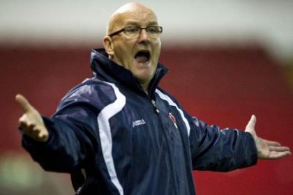 Jim Duffy is confident that Rangers will get a pleasant surprise when they arrive in Cumbernauld