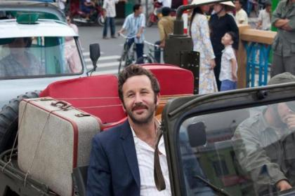 Chris O'Dowd in his new movie The Sapphires