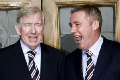 Ally McCoist is now following in the managerial steps of fellow legend John Greig