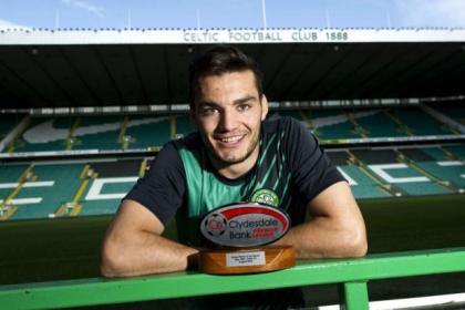 Tony Watt has risen to Parkhead super-stardom