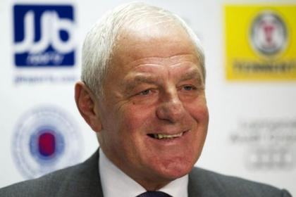 Walter Smith would be Derek's choice to be the next Scotland manager