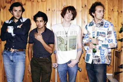 Mystery Jets have evolved into a talented five-piece band who are sure to entertain