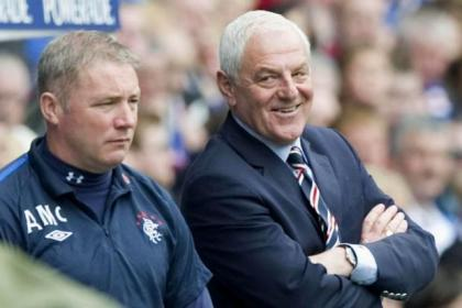 Ally McCoist reckons Walter Smith is the ideal short-term replacement as Scotland coach